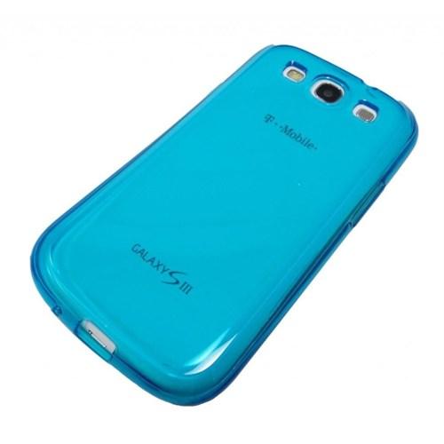 Markaawm Samsung İ9082 Galaxy Grand Duos Kılıf 0.3Mm Transparan Silikon