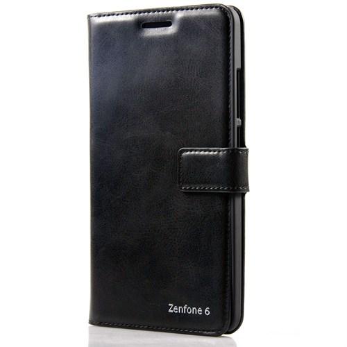 Markaawm Asus Zenfone 6 Kılıf Momax Cüzdanlı
