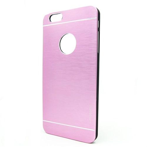 Markaawm Apple iPhone 5 5S Kılıf Motomo Renkli Sert Kapak