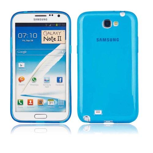 Markaawm Samsung Galaxy Note 2 Kılıf 0.3Mm Esnek