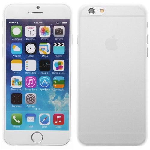 Markaawm Apple iPhone 6 Kılıf 4.7 Kılıf 0.2Mm Mat Hayalet Kılıf