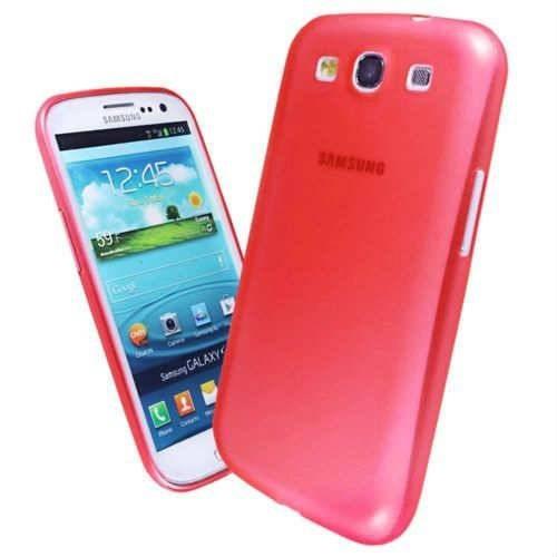 Markaawm Samsung Galaxy S3 Kılıf 0.2Mm Ultra İnce İ9300
