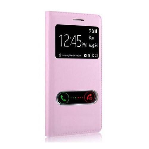 Markaawm Samsung S7562 Kılıf Flip Cover Note 3 Tasarım