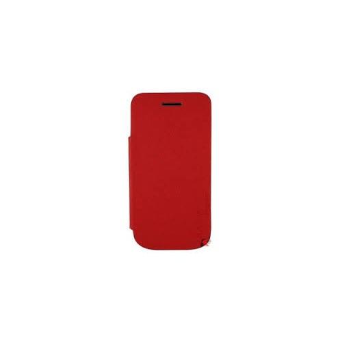 Markaawm Samsung İ8150 Galaxy W Kılıf Flip Cover