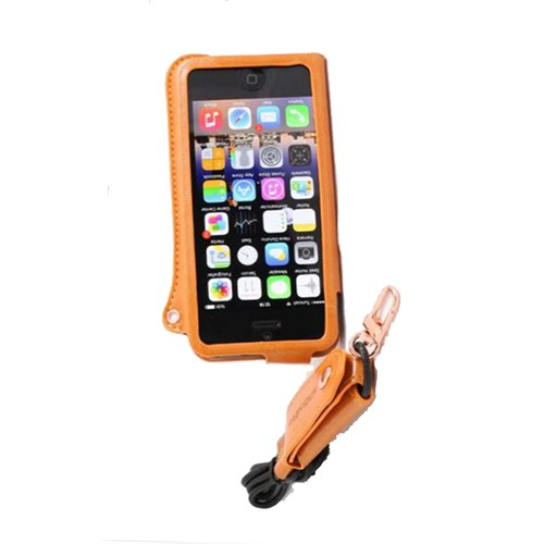 Markaawm Apple iPhone 5 5S Kılıf Kapak Bumper Shang Serie