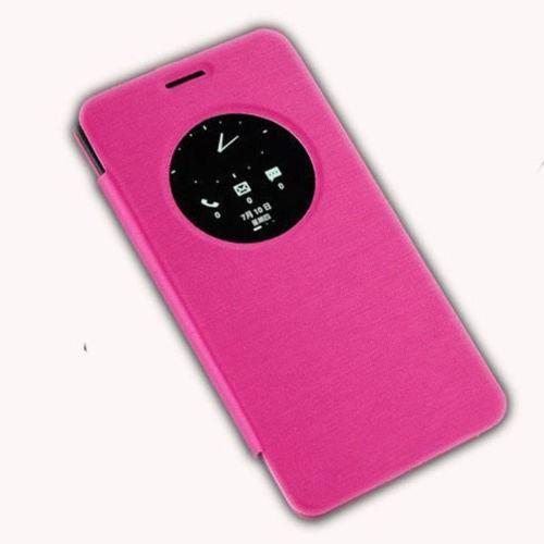 Markaawm Asus Zenfone 5 Lite Kılıf Flip Cover Uyku Modlu