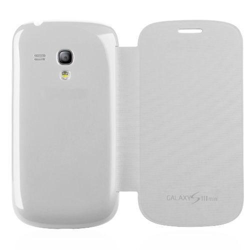 Markaawm Samsung Galaxy S3 Mini Kılıf İ8190 Flip Cover