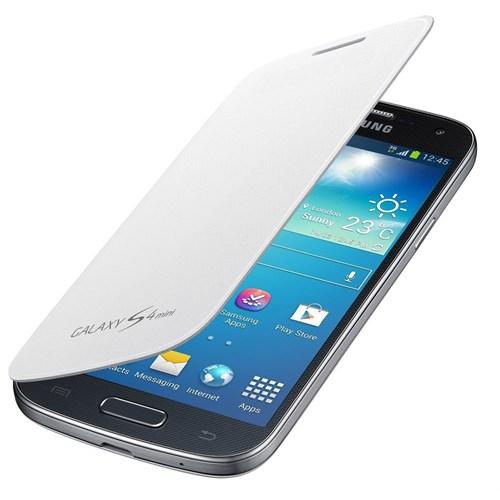 Markaawm Samsung Galaxy S4 Mini Kılıf Flip Cover