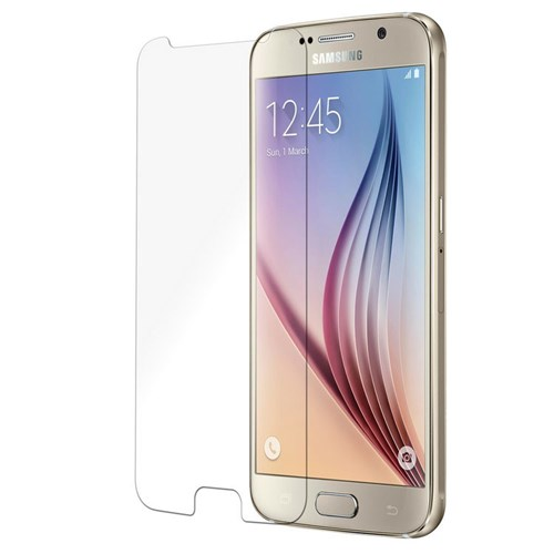Cayka Samsung Galaxy Galaxy S6 Ön Cam + Arka Tpu Ekran Koruyucu Glassnextg