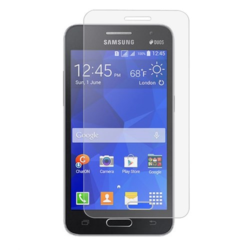 Cayka Samsung Galaxy Core 2 Cam Ekran Koruyucu Glassnextg