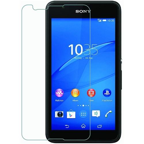 Cayka Glassnextg Sony Xperia E4 Cam Ekran Koruyucu