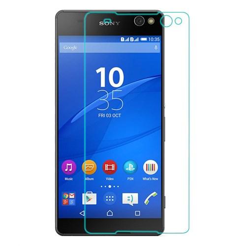 Cayka Glassnextg Sony Xperia C5 Cam Ekran Koruyucu