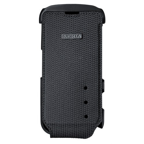 Nokia C6 CP-508 Telefon Kılıfı Siyah