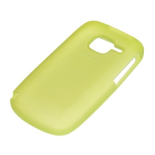 Nokia C3 CC-1004 Telefon Kılıfı Yeşil