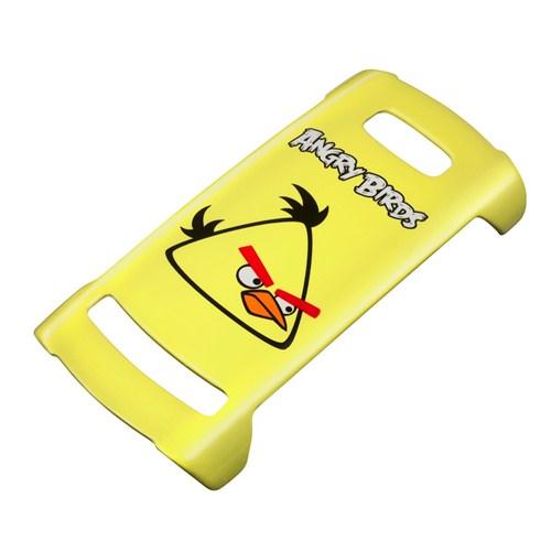 Nokia CC-3031 Plastik Kılıf Angry Birds 303 Sarı