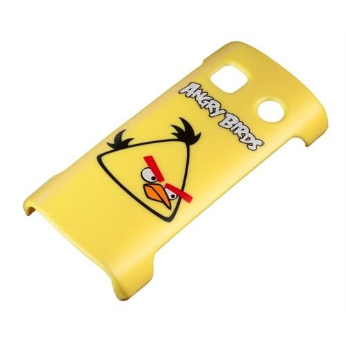 Nokia CC-3034 Plastik Kılıf Angry Birds 500 Sarı