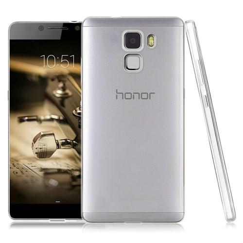 Melefoni Huawei Honor 7 Kılıf Cam Ekran Koruyucu Hediyeli
