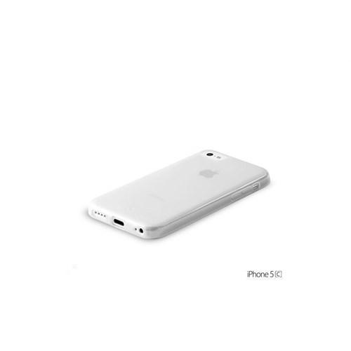 Teleplus İphone 5C Silikon Kılıf Beyaz