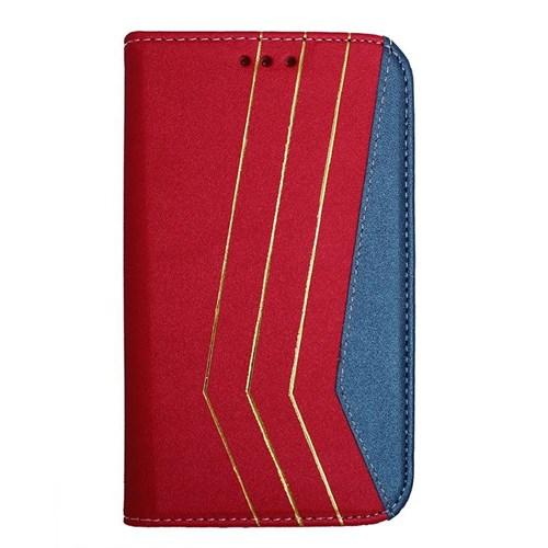 Teleplus İphone 6 Plus Lüx Kılıf Kırmızı