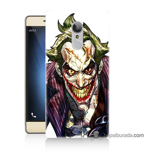 Teknomeg Türk Telekom Tt175 Kapak Kılıf Joker Baskılı Silikon
