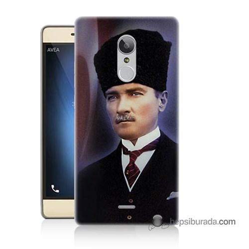 Teknomeg Türk Telekom Tt175 Kılıf Kapak Mustafa Kemal Atatürk Baskılı Silikon