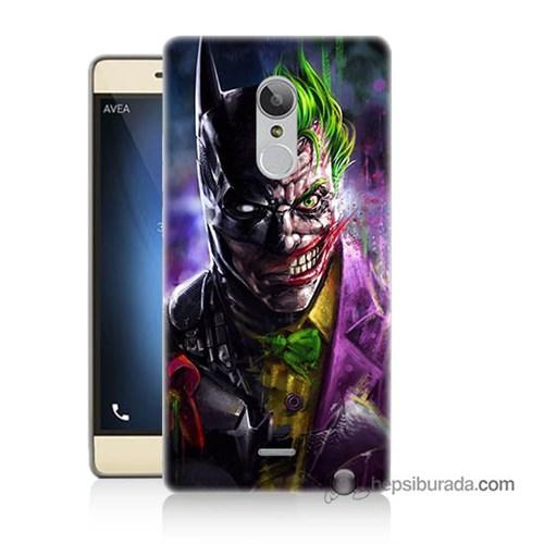 Teknomeg Türk Telekom Tt175 Kılıf Kapak Batman Vs Joker Baskılı Silikon