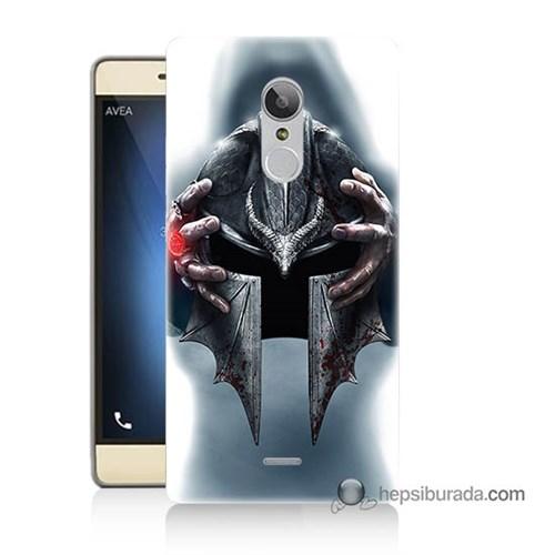 Teknomeg Türk Telekom Tt175 Kılıf Kapak Assassins Creed Baskılı Silikon