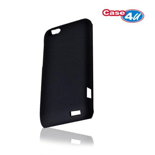 Case 4U HTC One V Siyah Kapak