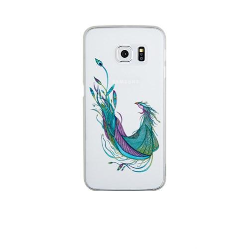 Remeto Samsung S6 Edge Plus Silikon Tavuskuşu