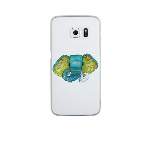 Remeto Samsung S6 Edge Plus Silikon Fil Başı