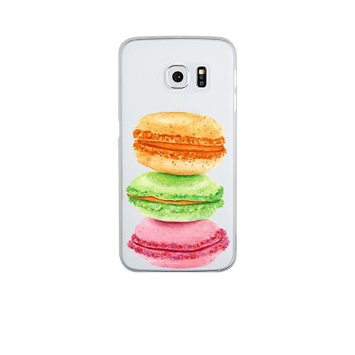 Remeto Samsung S6 Edge Silikon Makaron