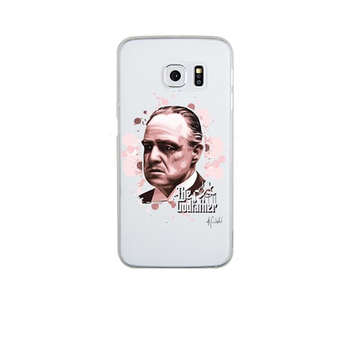 Remeto Samsung S6 Edge Silikon Godfather