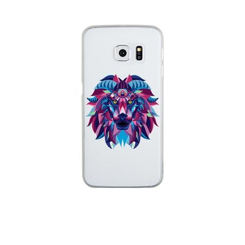Remeto Samsung S6 Edge Silikon Aslan Başı