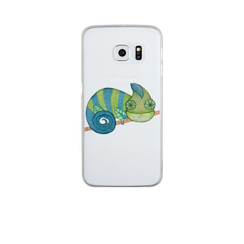 Remeto Samsung S6 Edge Silikon Bukalemun