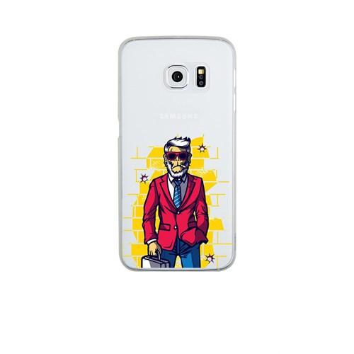 Remeto Samsung S6 Edge Silikon Patron Maymun