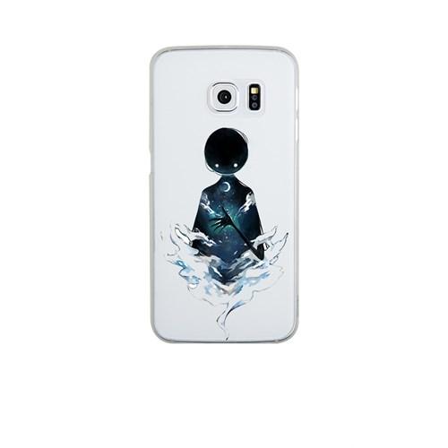 Remeto Samsung S6 Edge Silikon Gecenin Hayaleti