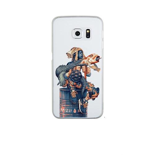 Remeto Samsung S6 Edge Silikon Su İçin Savaşanlar