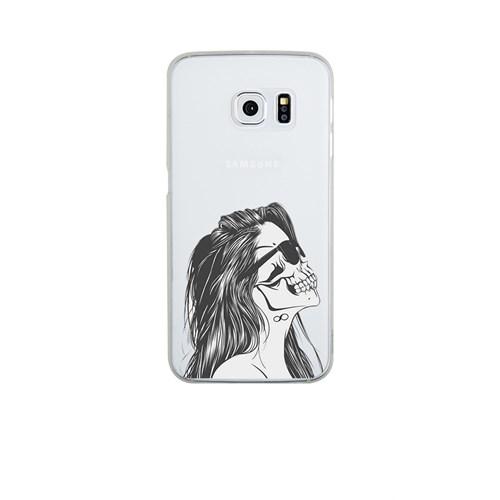 Remeto Samsung S6 Silikon Kuru Kafa Kadın