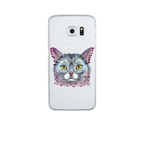 Remeto Samsung S6 Silikon Kedi Kafa