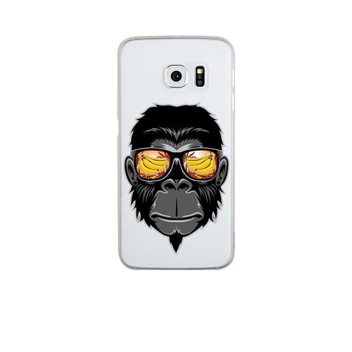 Remeto Samsung S6 Silikon Cool Maymun