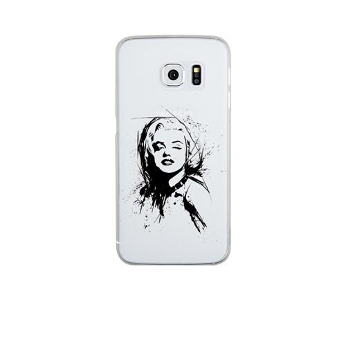 Remeto Samsung S6 Silikon Marilyn Monroe