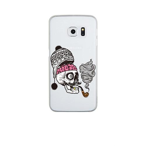 Remeto Samsung S6 Silikon Pipolu Kurukafa