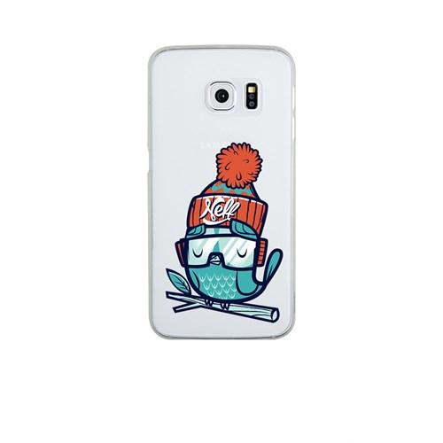 Remeto Samsung S6 Silikon Bereli Kuş