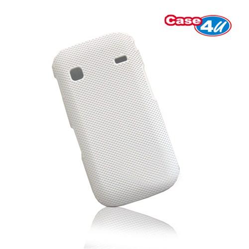 Case 4U Samsung Galaxy Gio S5660 Kılıf Beyaz