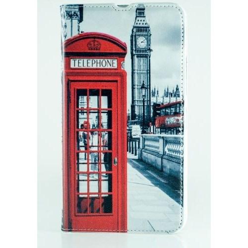 Teleplus Nokia Lumia 1320 Desenli Kılıf Telefon
