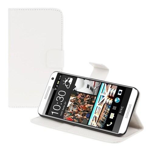 Teleplus Htc Desire 610 Cüzdanlı Kılıf Beyaz