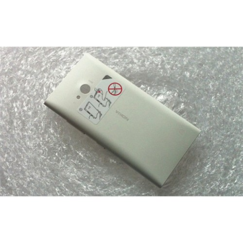 Teleplus Nokia Lumia 730 Arka Pil Batarya Kapak Beyaz