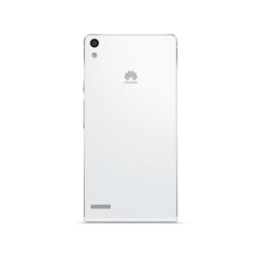 Teleplus Huawei P6 Arka Pil Batarya Kapak Beyaz