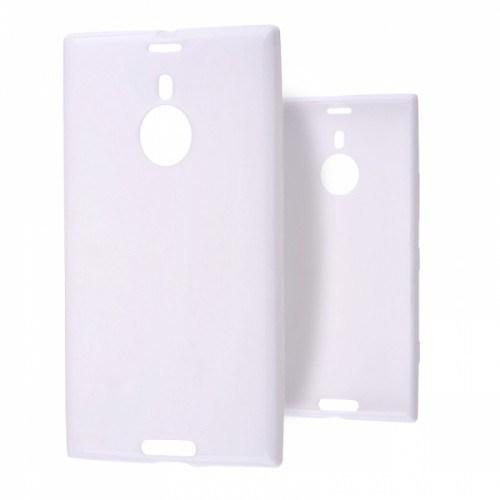 Teleplus Nokia Lumia 1520 Silikon Kılıf Beyaz