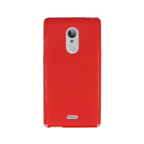 Teleplus Turk Telekom Tt175 Silikon Kılıf Kırmızı